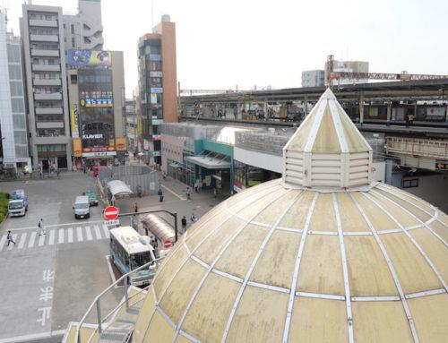 2014年7月 JR阿佐ヶ谷駅の発車ベルをジャズバージョンの「たなばたさま」に